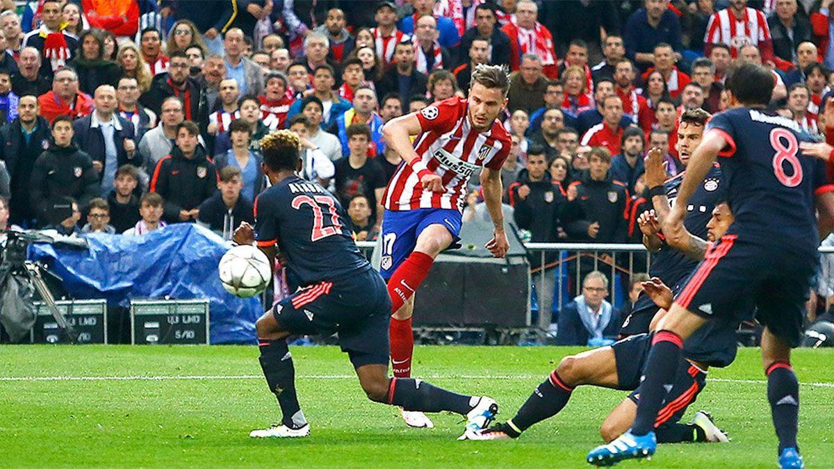 Atlético de Madrid no pudo asegurar la clasificación
