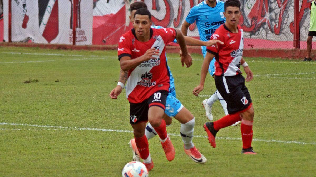 Álvaro Veliez y Agustín Manzur serán titulares en el equipo de Theiler.