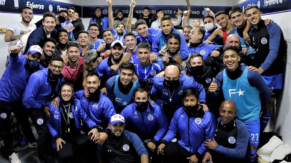 Godoy Cruz, con día y hora para jugar con San Lorenzo