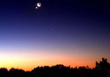 Anticiparon que un triple fenómeno astronómico se verá esta noche