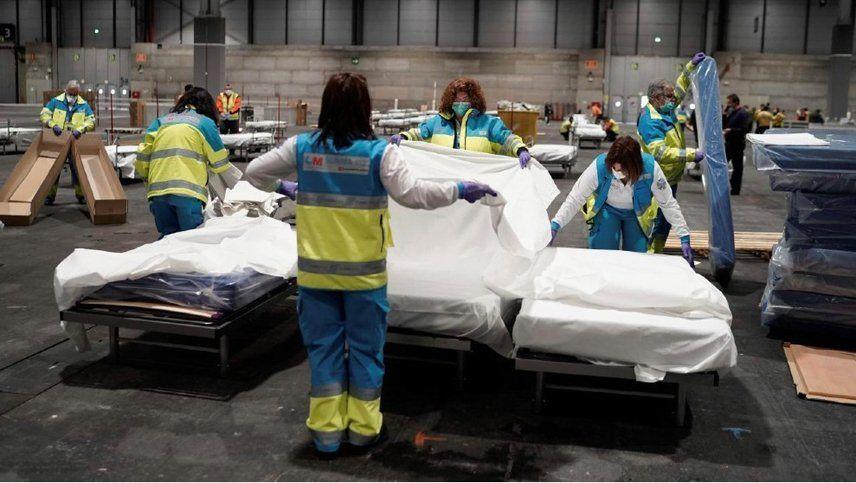 Son más de 21,5 millones de personas las contagiadas de Covid-19 en el mundo