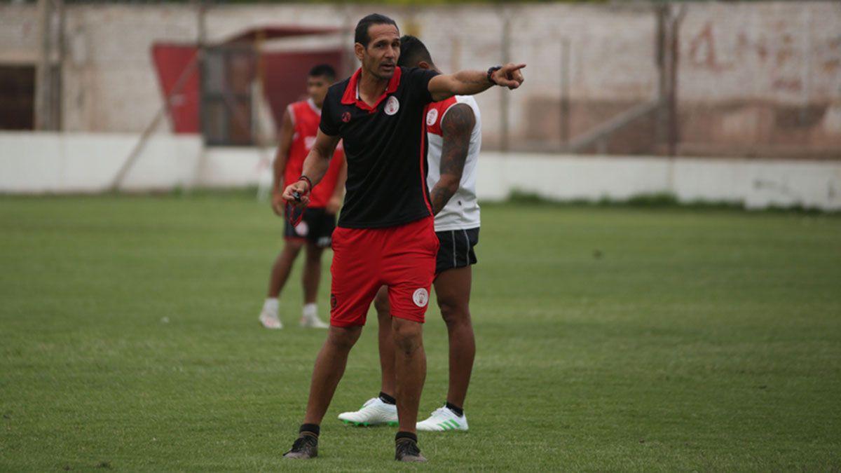 Martín Astudillo no se guardó nada sobre el retorno de los entrenamientos.