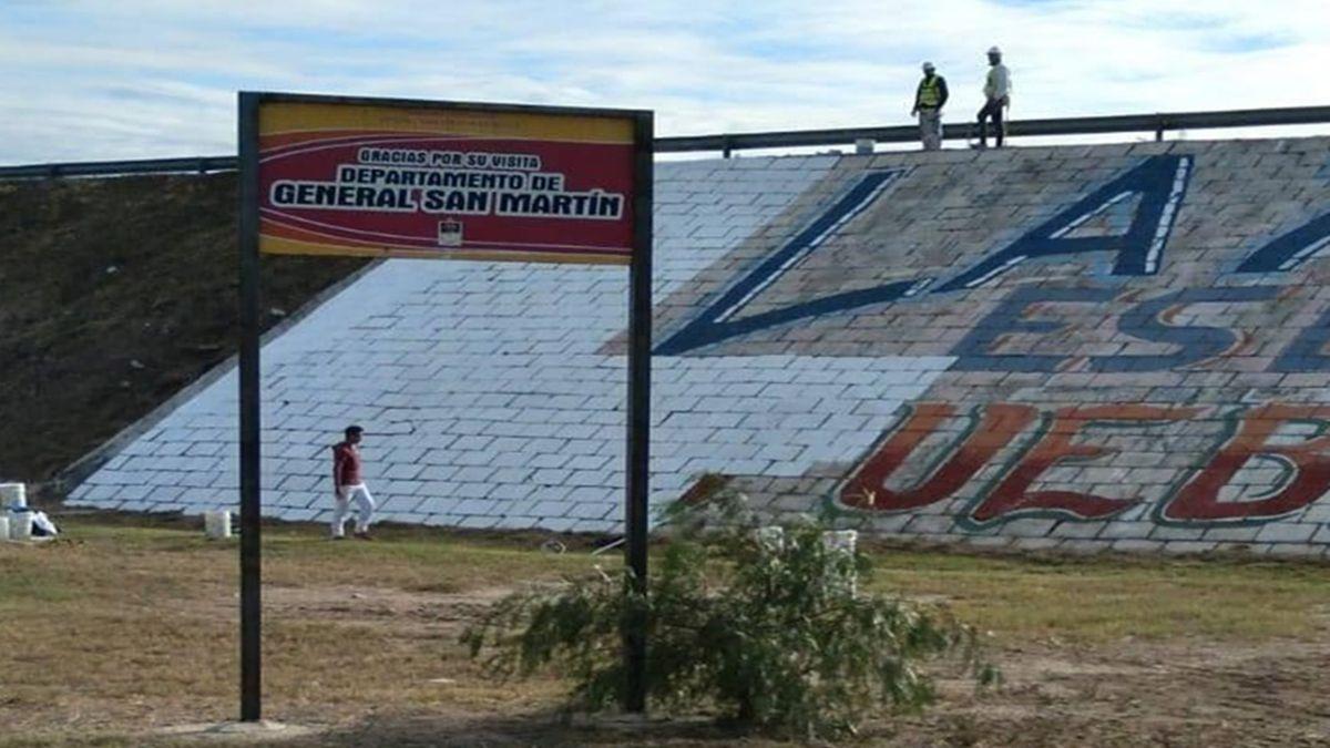 Tensión en San Martín entre ambientalistas