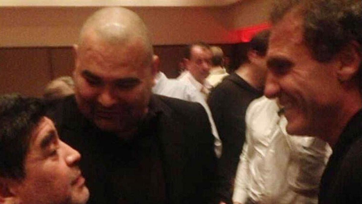 Ruggeri vs. Chilavert: el reencuentro menos esperado