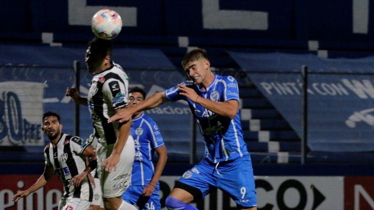 El jugador ha tenido buenos partidos en este torneo de la Copa de la Liga Profesional.