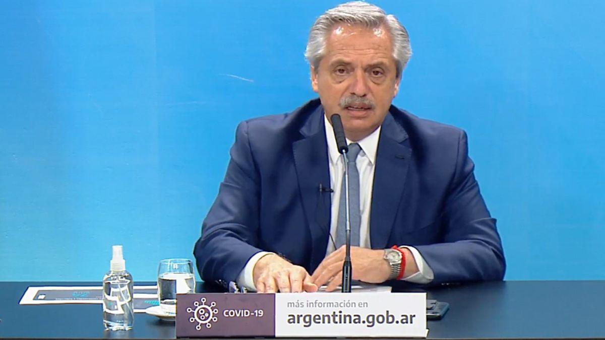 Alberto Fernández ahora negocia por la vacuna china