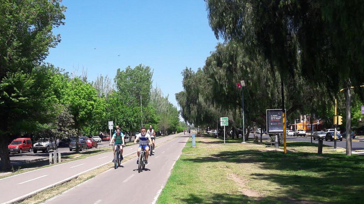 Caluroso. Se vienen dos días sofocantes en Mendoza.