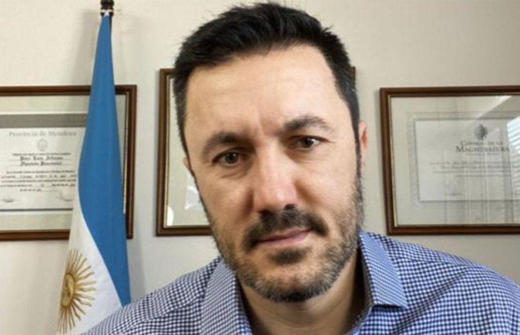 El diputado mendocino Luis Petri (UCR)
