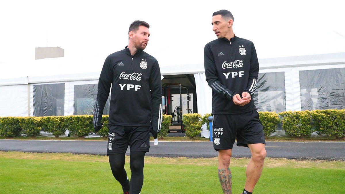 Selección Argentina: Scaloni probó un equipo titular con algunas sorpresas