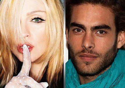 Madonna está de novia con un modelo español
