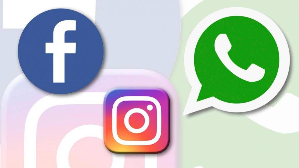 WhatsApp, Instagram y Facebook caídos a nivel mundial
