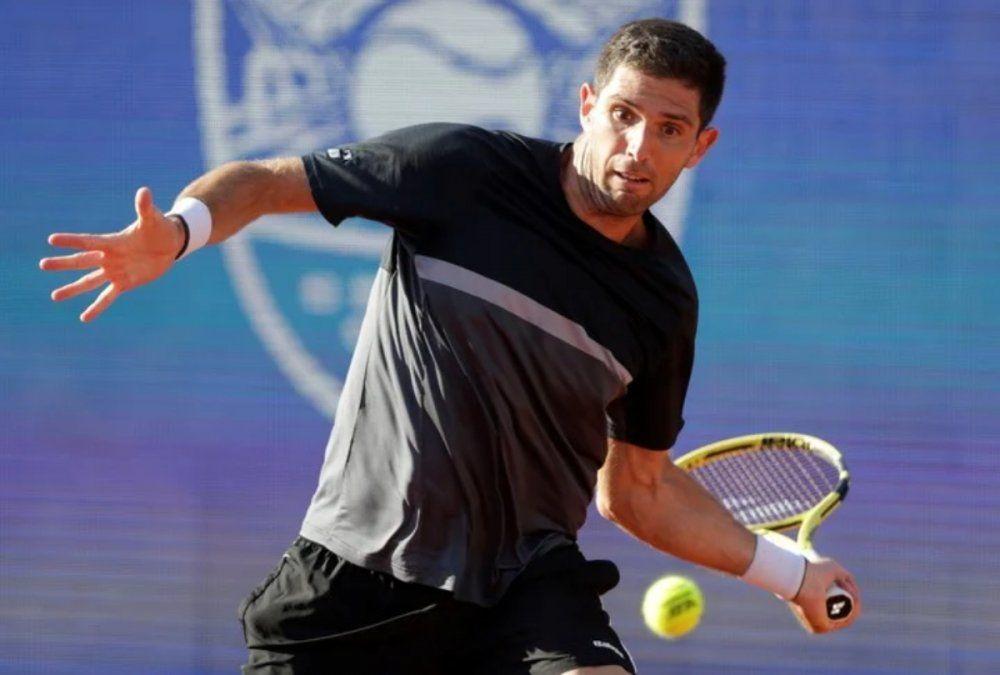 Delbonis y Coria están en cuartos en el ATP de Belgrado
