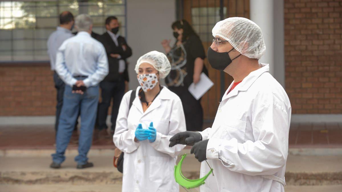 Coronavirus en Mendoza. Bajan los casos de contagios y las muertes.