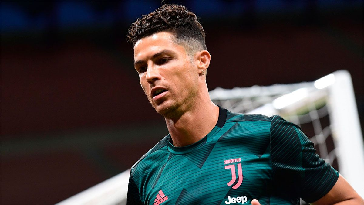 Cristiano Ronaldo fue convocado en Juventus