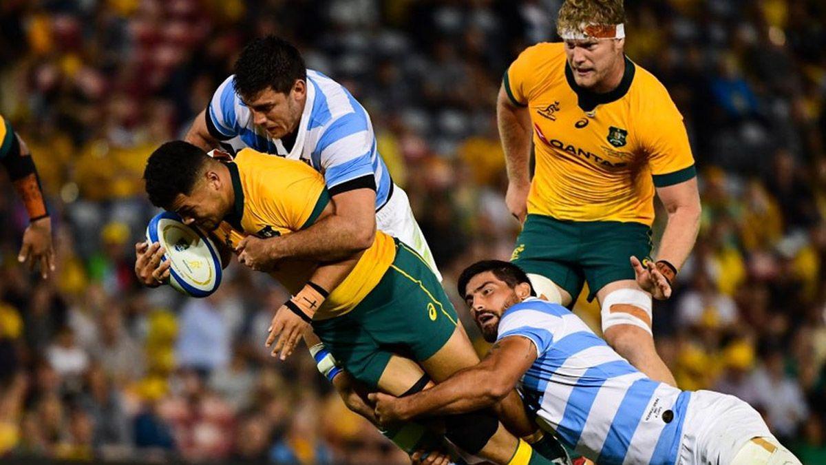 Los Pumas, con nueve cambios y nuevo capitán ante Australia