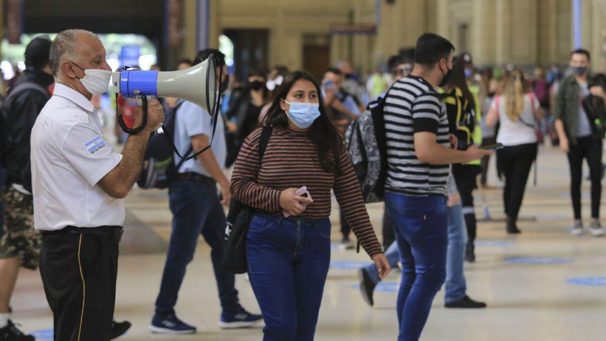 La segunda ola de coronavirus en Argentina se hace sentir con fuerza.