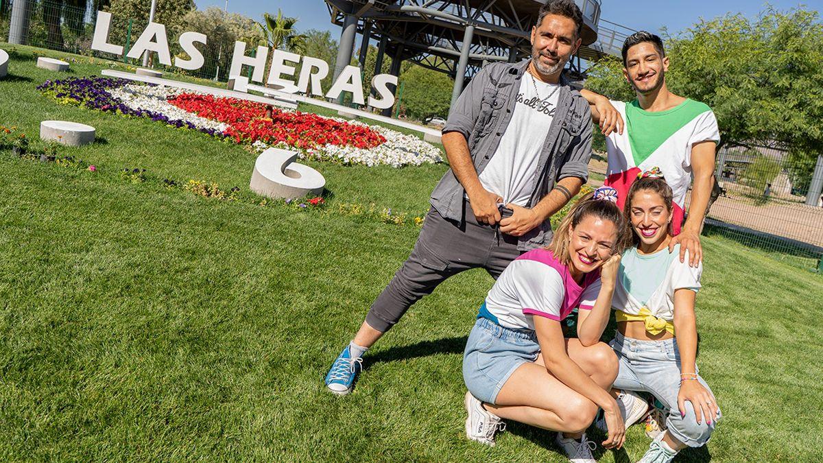 Las Heras tiene su jingle para festejar los 150 años