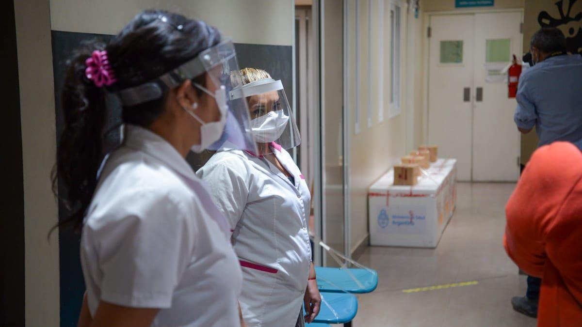 Llegó la vacuna rusa a Mendoza