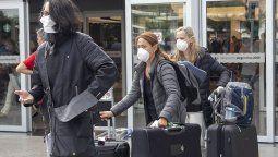 Casi 1.700 argentinos volverán en siete vuelos de repatriación