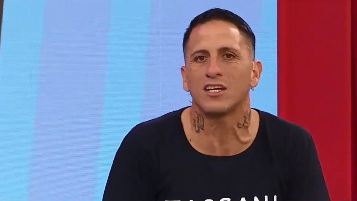 Migliore y sus peleas en la cárcel para salvar su vida