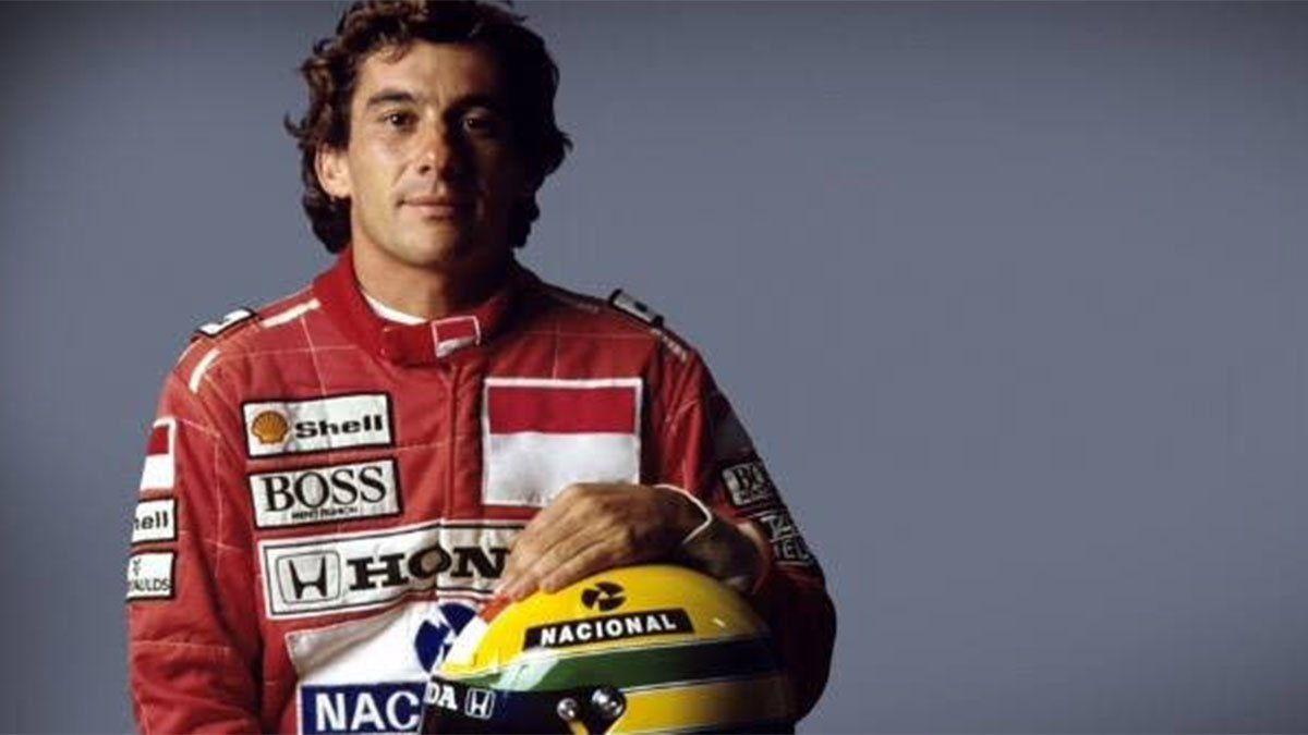 Ayrton Senna recibirá un homenaje en el lugar donde murió
