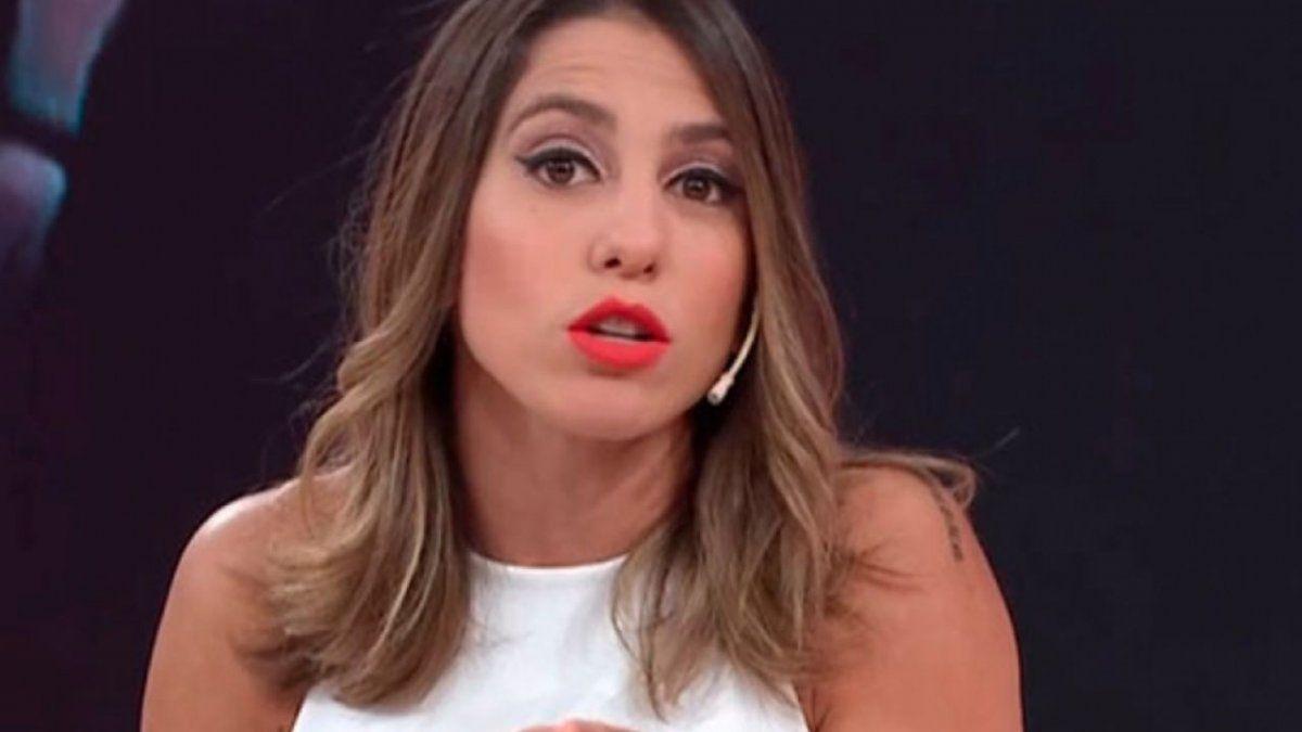 Cinthia Fernández mandó al frente a los famosos que asisten a fiestas clandestinas.