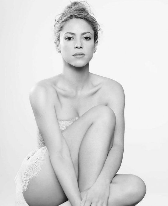 Shakira, derrapando en redes sociales: el video