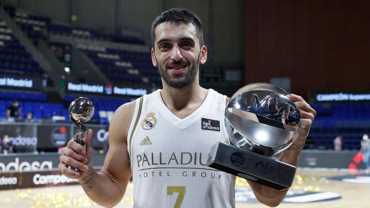 Facundo Campazzo será el 13° jugador argentino en la NBA