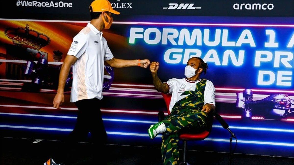 Hamilton le dio una alegría inmensa a sus fanáticos