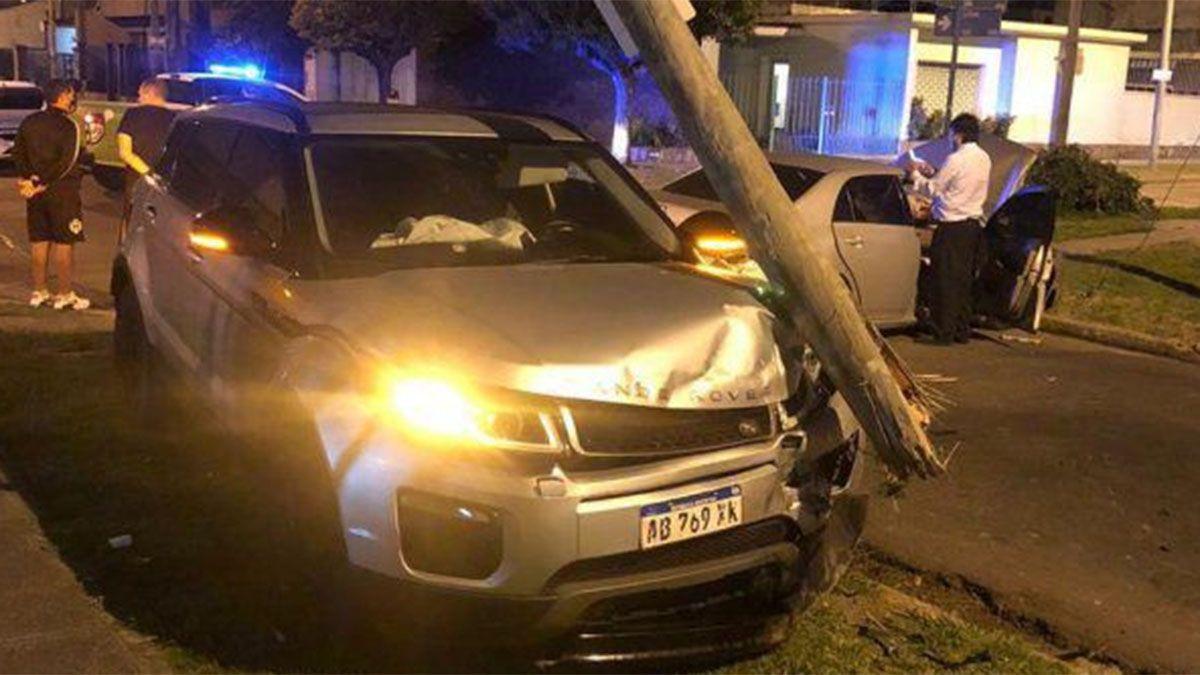 Accidente de Tobio: un testigo dijo que fue un golpazo terrible
