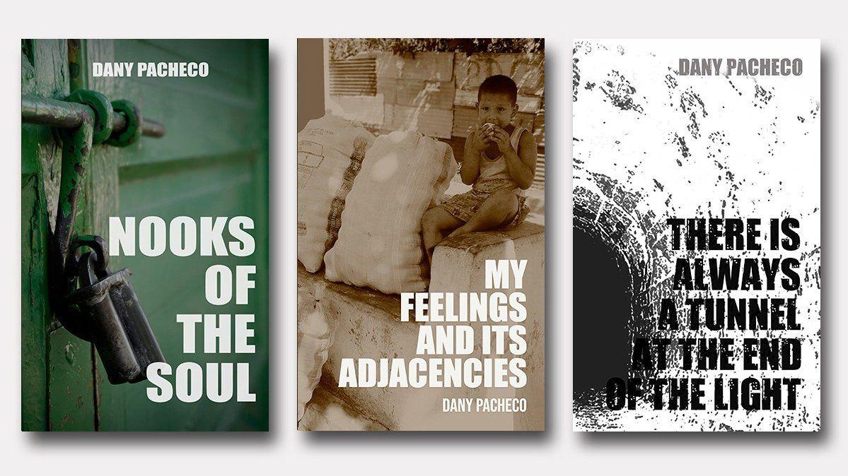 Los libros en inglés del escritor mendocino Dany Pacheco