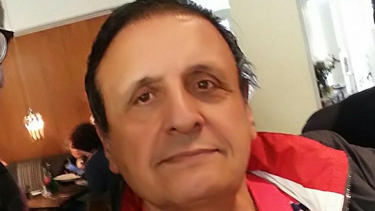 Raúl Baglini, un dirigente político muy querido