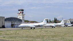 Aseguran que el aeropuerto El Palomar no supera los límites de ruido establecidos