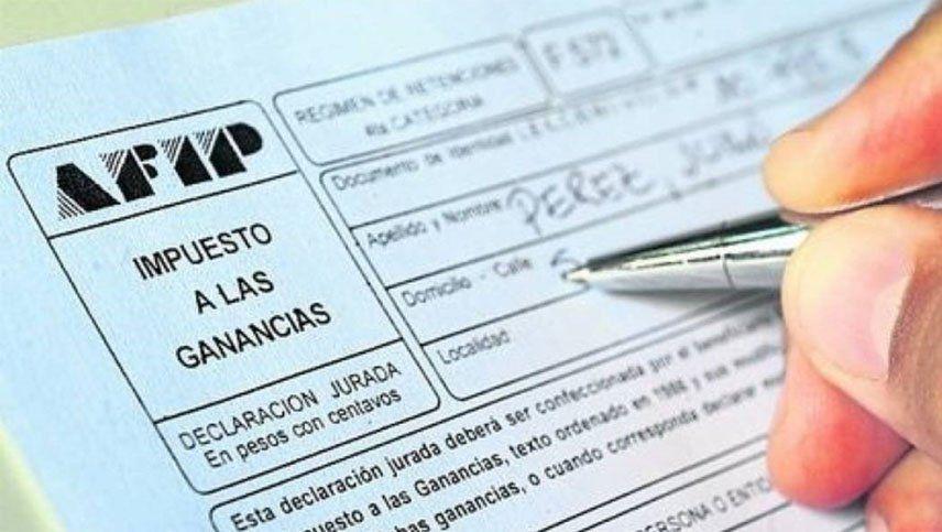 La modificación del piso del mínimo no imponible en el Impuesto a las Ganancias se aprobó este jueves.