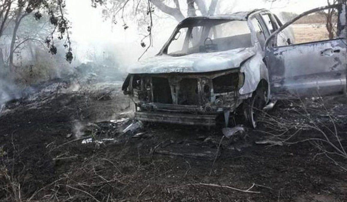 El cadáver calcinado de Verónica Tottis fue encontrado en el interior de un auto en la ruta 13 y por el femicidio Tito Saluzzo fue condenado a prisión perpetua