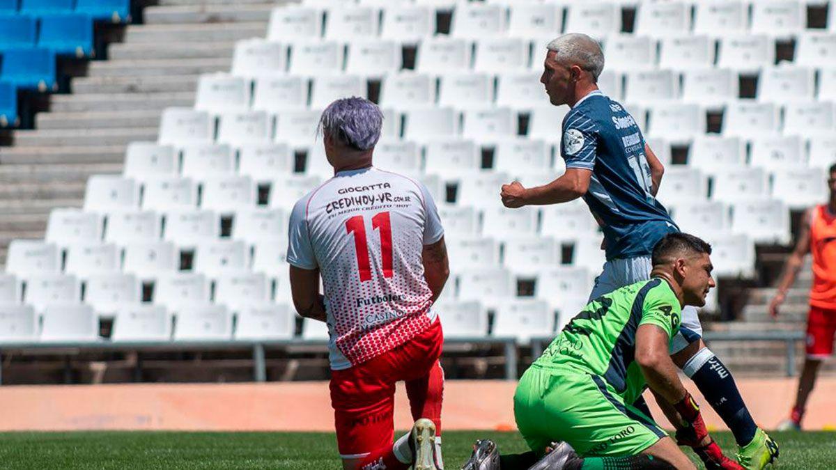 Nicolás Garrasi: Los pibes del club queremos jugar
