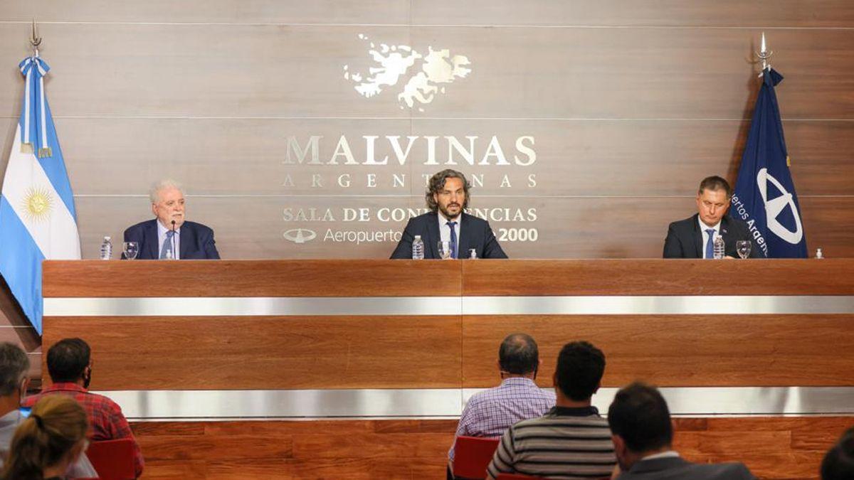 Ginés González García: No se puede jugar con la esperanza de un país dijo sobre la vacuna