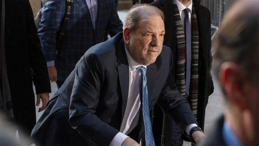 Harvey Weinstein fue condenado a 23 años de prisión por abuso sexual