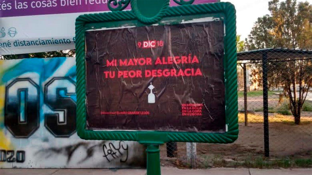 En Mendoza no se olvidaron de la final de Madrid
