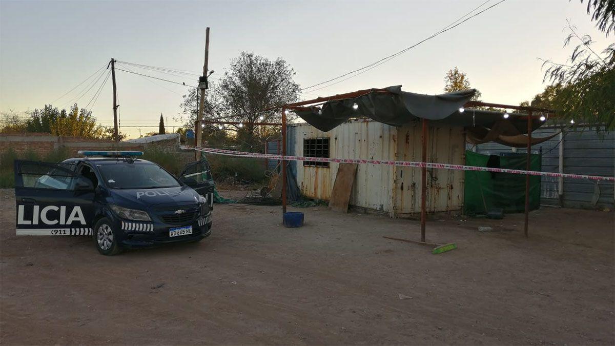 Intensa búsqueda de Abigail Carniel en el barrio Jorge Newvery