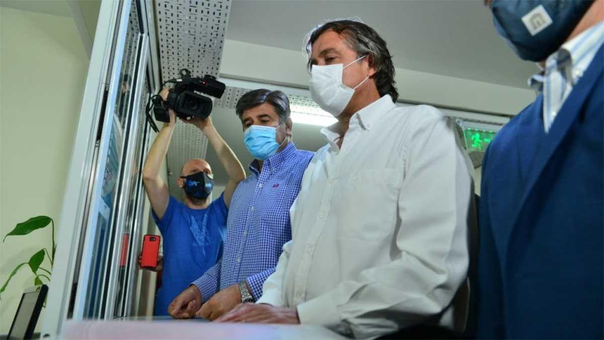 Lista de vacunados: Ibañez presentó una ampliación y disparó contra el PJ