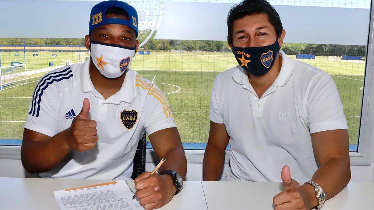 Hay novedades sobre el contrato de Fabra en Boca