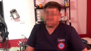 Mandaron al penal a un kinesiólogo acusado de abuso sexual a un futbolista adolescente