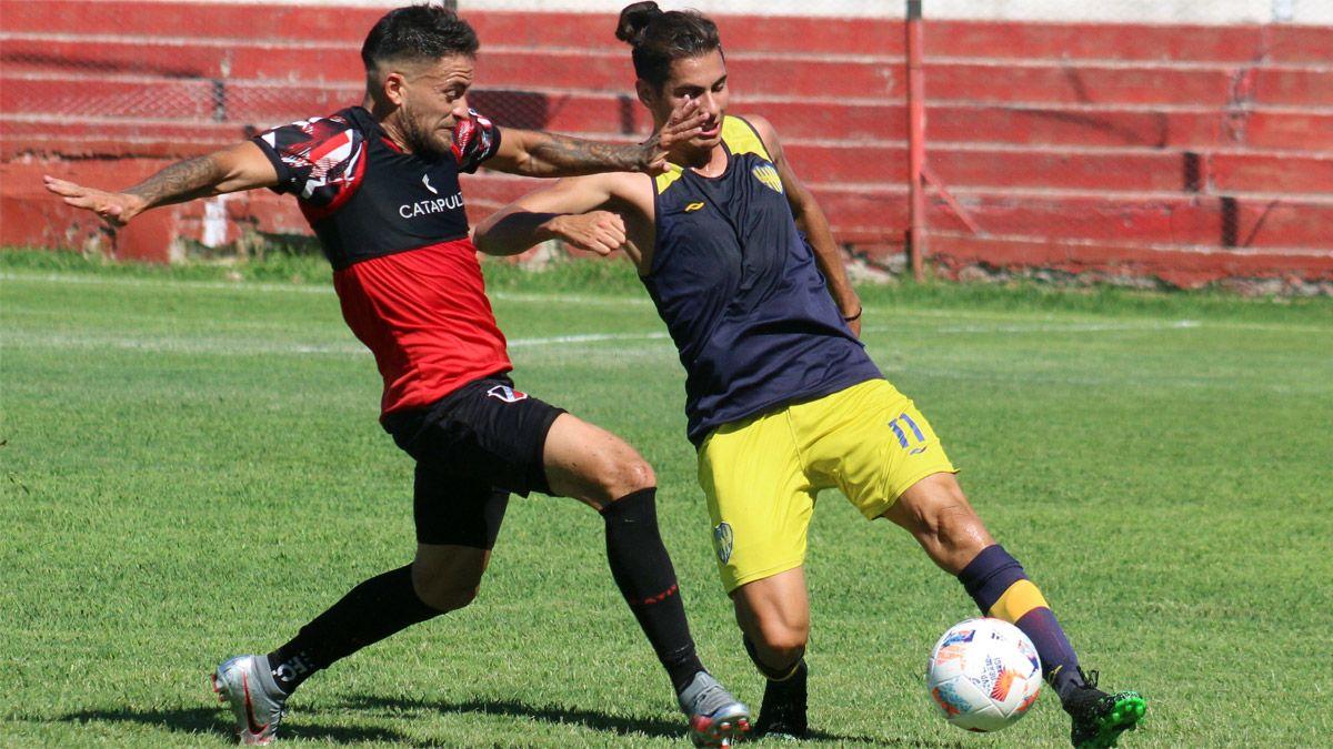 El Deportivo Maipú venció a Juventud Unida en un amistoso