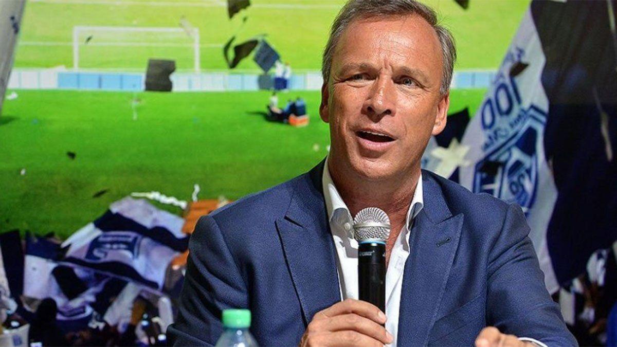 Andrés Fassi criticó duramente la postergación del fútbol