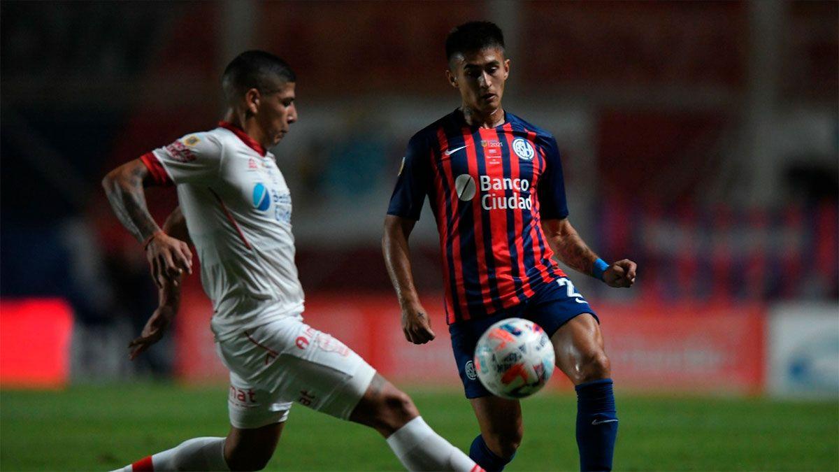 San Lorenzo y Huracán quedaron a mano en el clásico
