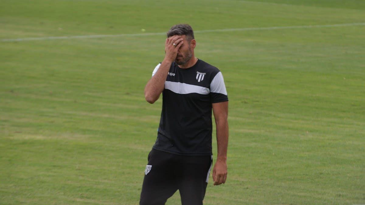 El entrenador apunta a pelear por el segundo ascenso.