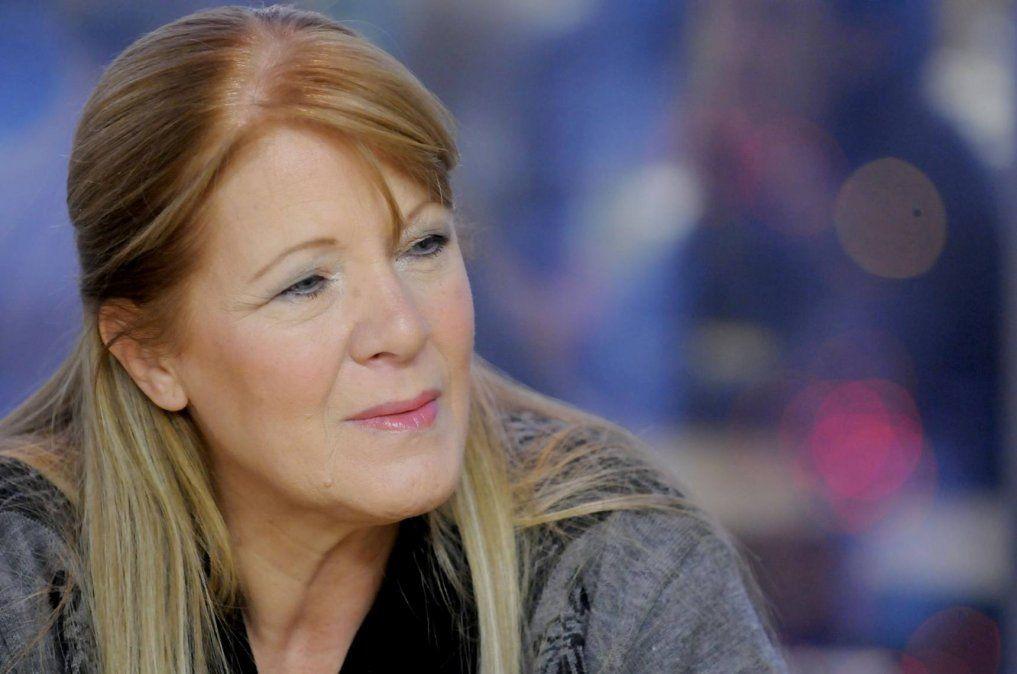 Margarita Stolbizer se volvió a pronunciar en contra de las PASO.