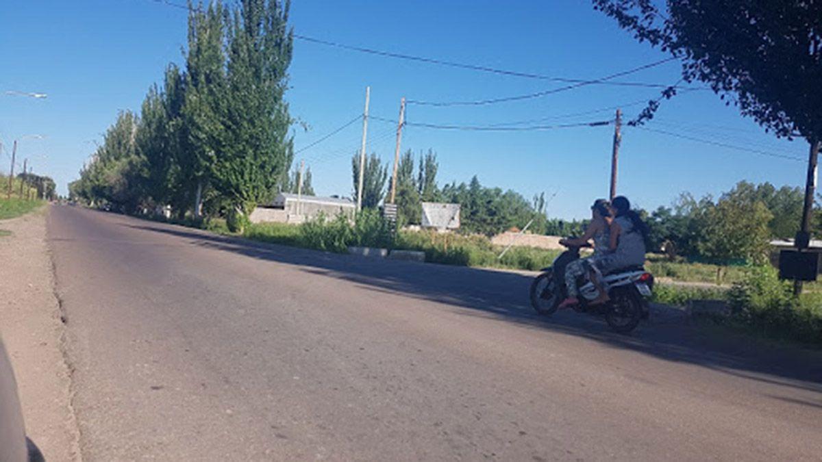 Un peatón murió atropellado en San Martín