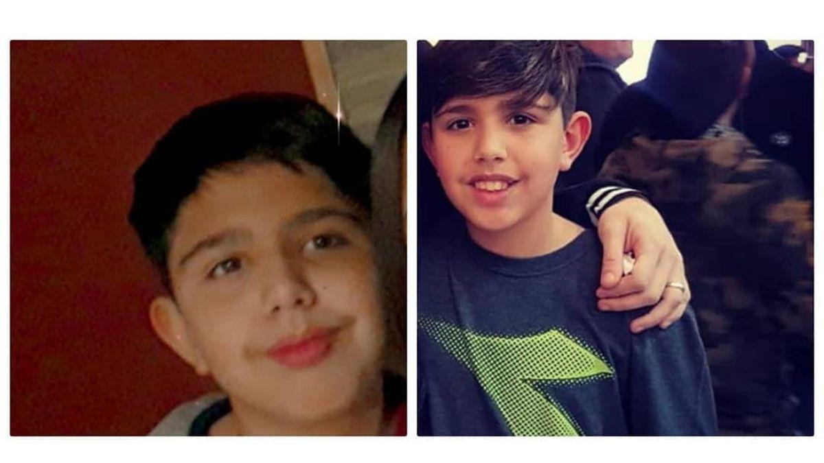 Buscan intensamente a un adolescente de 14 años en San José.